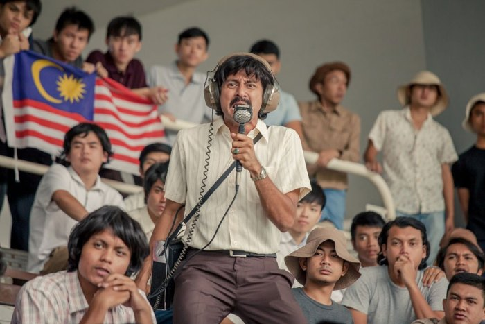 Rahman - sport commentator